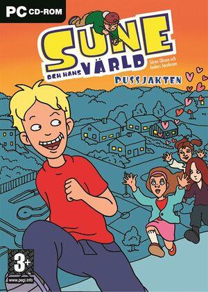 Sune och hans Värld - Pussjakten cover