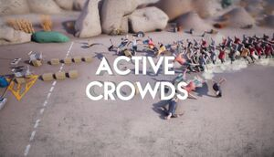 Active Crowds cover
