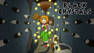 Black Crystals cover