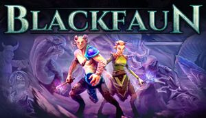 Blackfaun cover