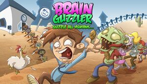 Brain Guzzler cover