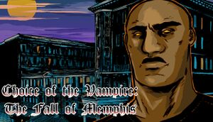 Choice of the Vampire: The Fall of Memphis cover