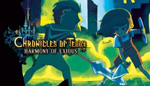 Chronicles of Teddy cover