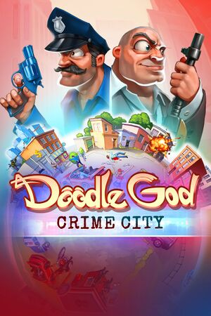 Doodle God: Crime City cover