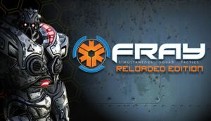 Fray: Reloaded Edition cover