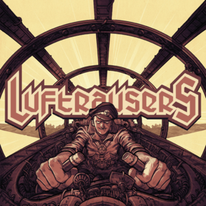 LUFTRAUSERS cover