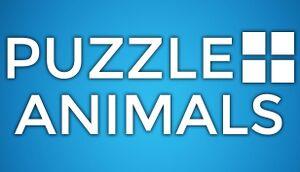 PUZZLE: ANIMALS cover