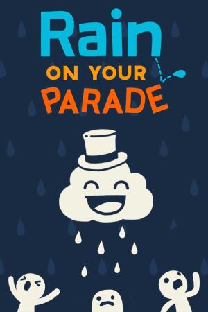 Rain on Your Parade cover