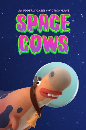 Space Cows cover