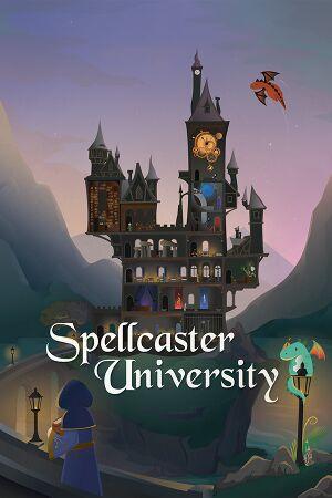 Spellcaster University cover