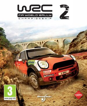 WRC 2: FIA World Rally Championship cover