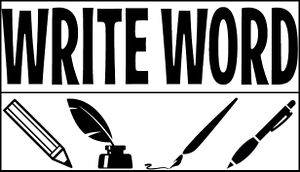 Write word cover