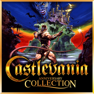 Castlevania Anniversary Collection cover