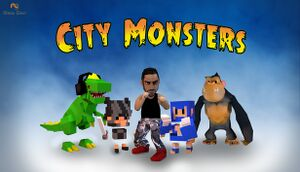 City Monsters cover