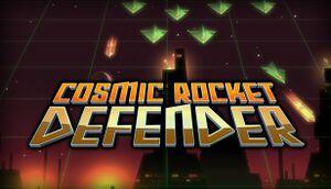 Cosmic Rocket Defender cover