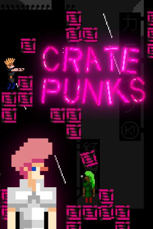 Crate Punks cover