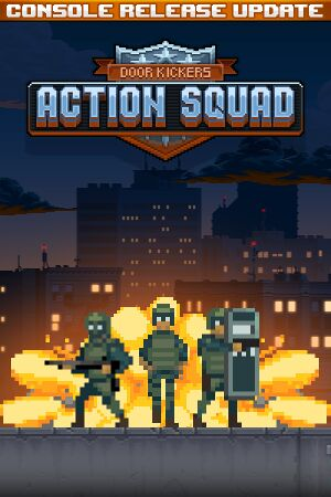 Door Kickers: Action Squad cover