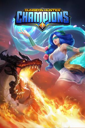 Dungeon Hunter Champions cover
