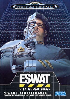 ESWAT: City Under Siege cover