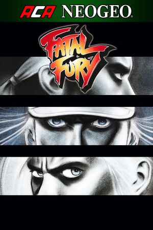 Fatal Fury cover