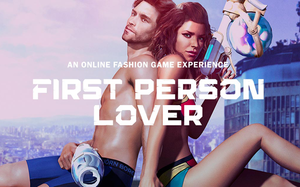 First Person Lover cover