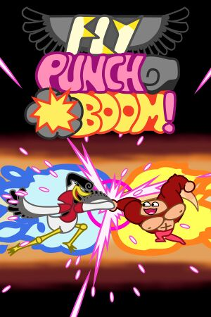 Fly Punch Boom! cover