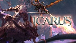 Icarus Online cover