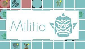Militia cover