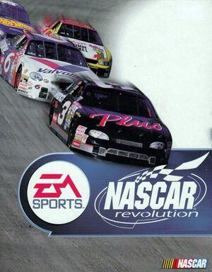 NASCAR Revolution cover