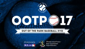 Out of the Park Baseball 17 cover