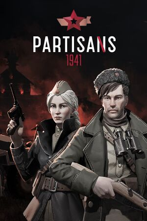 Partisans 1941 cover