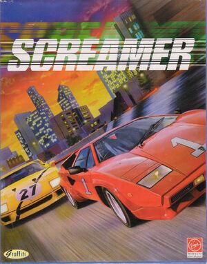 Screamer cover