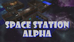 Space Station Alpha cover