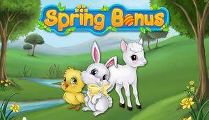 Spring Bonus cover