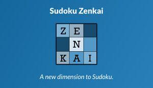 Sudoku Zenkai cover