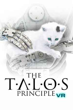 The Talos Principle VR cover