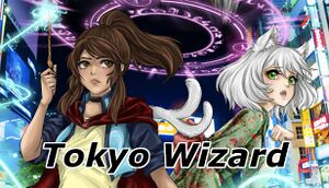 Tokyo Wizard cover