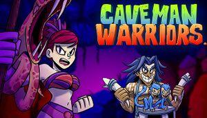 Caveman Warriors cover