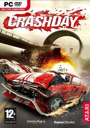 Crashday cover