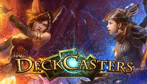 Deck Casters cover