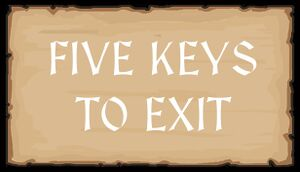 Five Keys to Exit cover