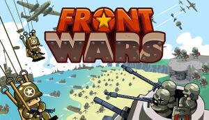 Front Wars cover