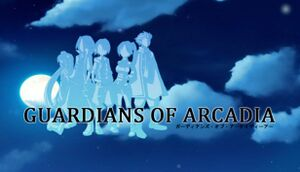 Guardians of Arcadia - Episode I cover