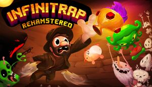 Infinitrap : Rehamstered cover