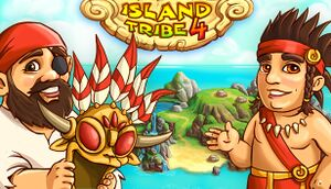 Island Tribe 4 cover