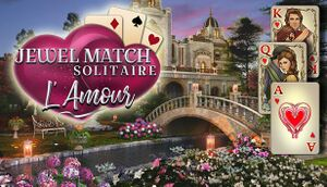 Jewel Match Solitaire L'Amour cover