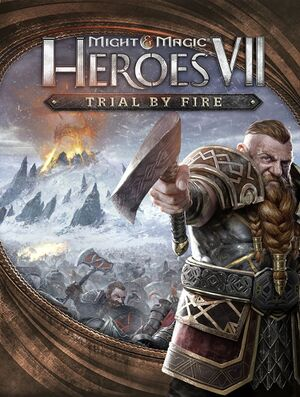Might & Magic Heroes VII: Trial by Fire cover