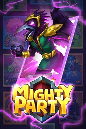 Mighty Party cover