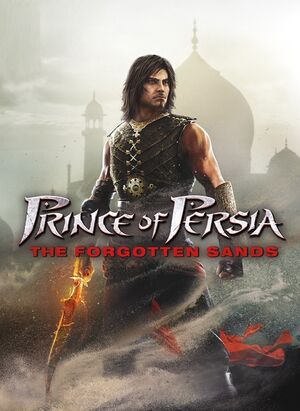 Prince of Persia: The Forgotten Sands cover
