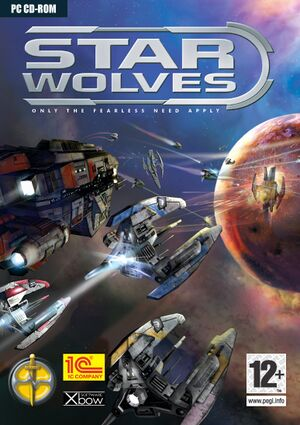 Star Wolves cover